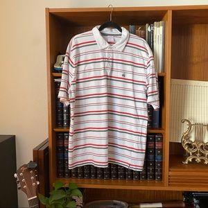 Brooks Brothers Striped Polo Shirt